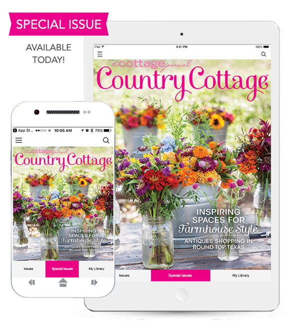 Country Cottage Digital Preview