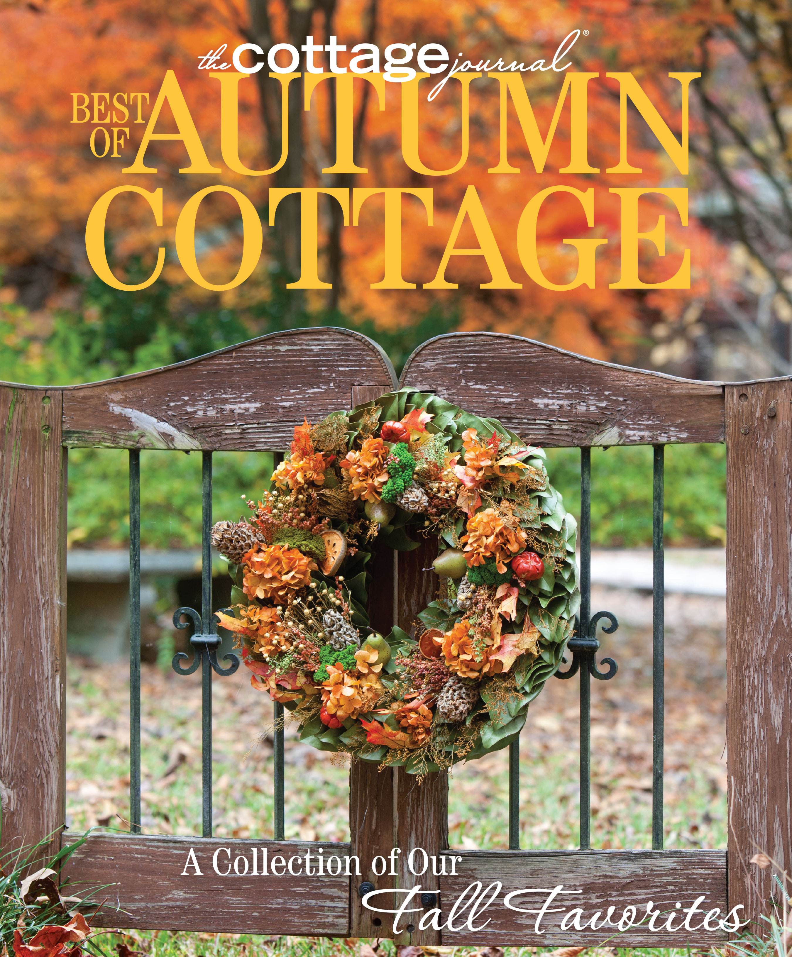 Best of Autumn Cottage 2017