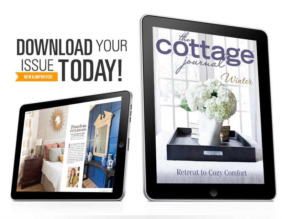The Cottage Journal Digital Editions Winter 2017