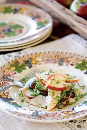 Asiago Apple Salad