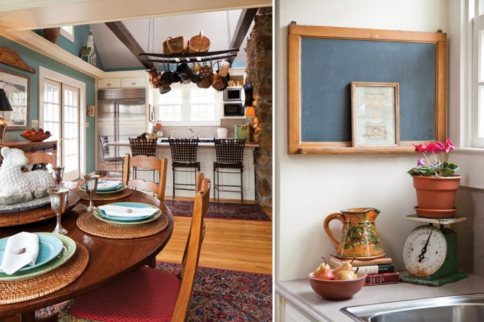 eclectic kitchen - Eclectic Kitchen