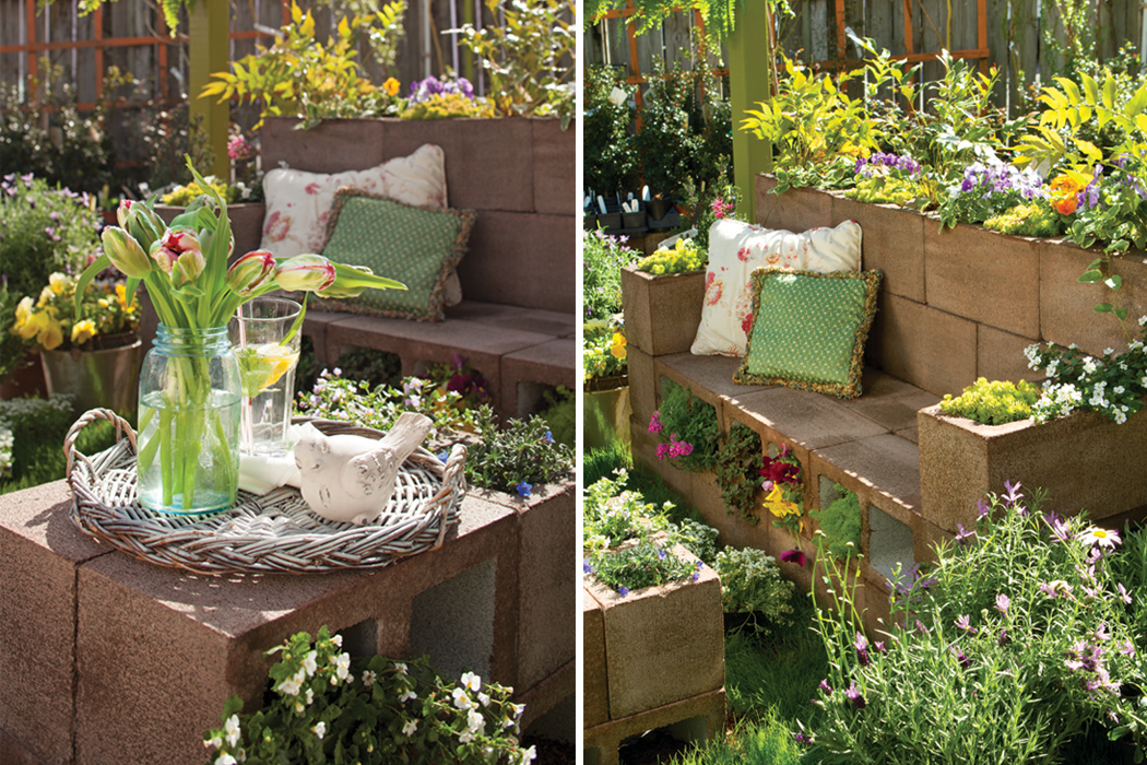 Turn Your Junk Into Garden Art The Cottage Journal
