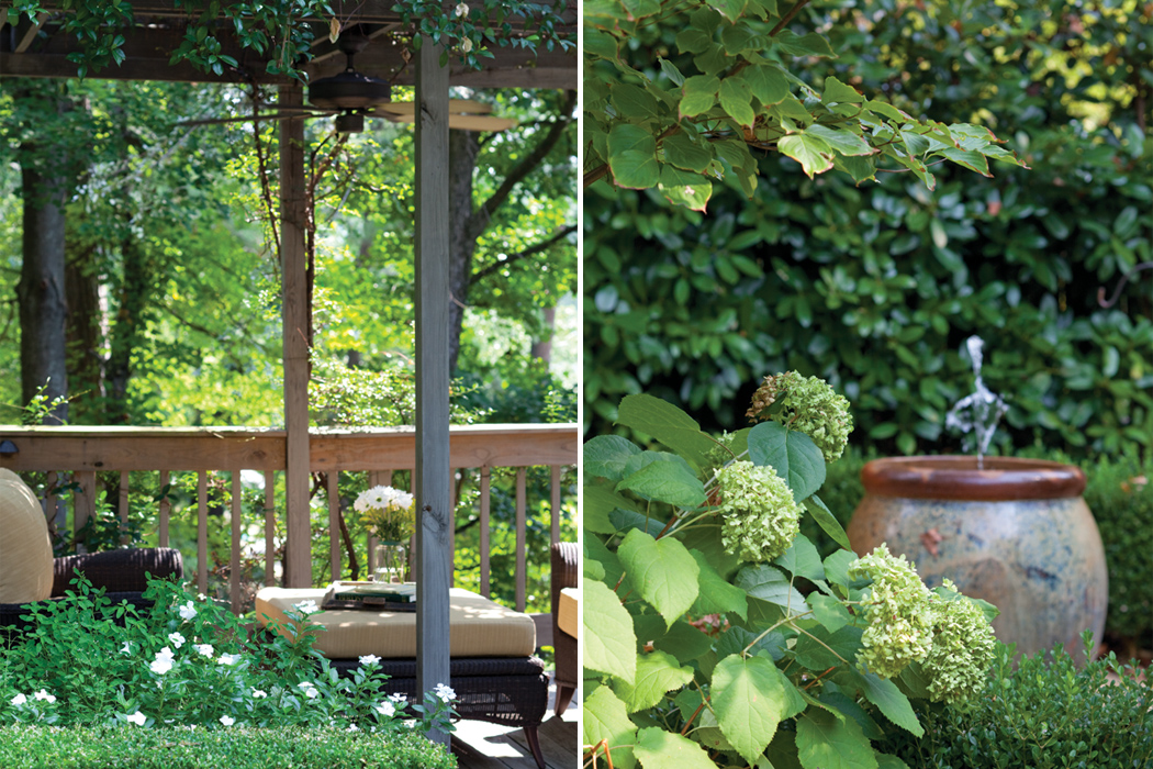 Create An Outdoor Oasis The Cottage Journal