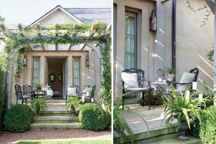 Furnishing Outdoor Spaces Like Garden Rooms - Cottage Journal