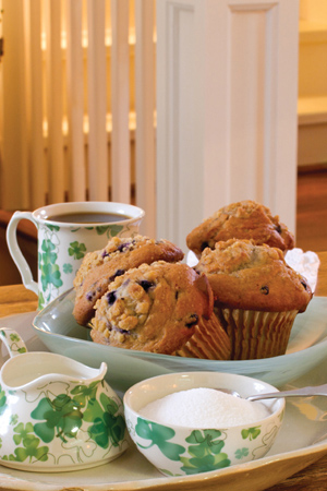 Good Morning Blueberry Muffins The Cottage Journal