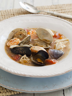 Italian Seafood Stew - The Cottage Journal