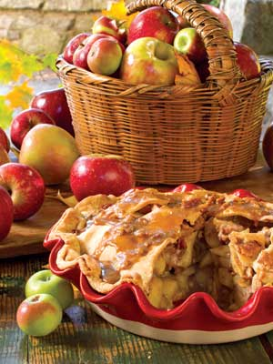 Apple-Praline-Pie