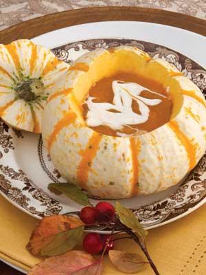 Harvest Pumpkin Soup