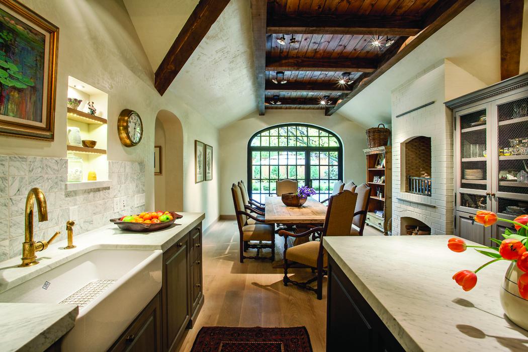 An Understated, Elegant Kitchen