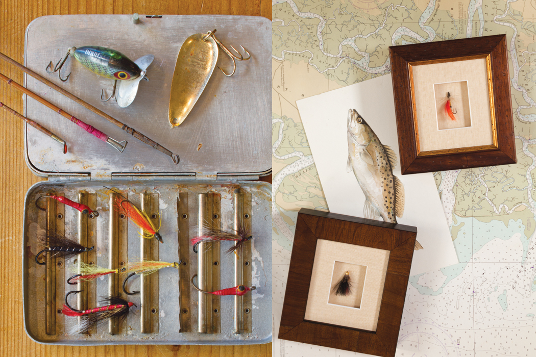 Framing Your Cottage Collections