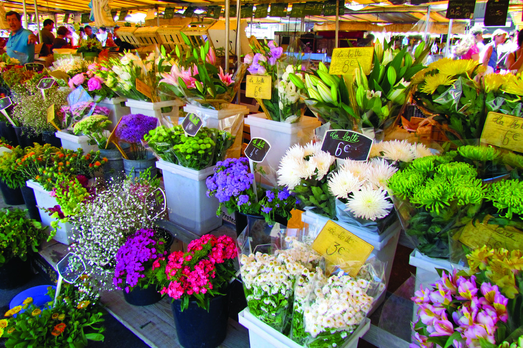 French Flower Markets