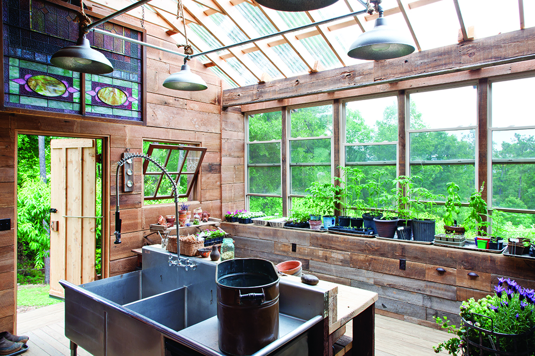 A Potting Shed Of Memories The Cottage Journal