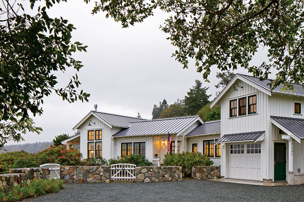 Gentil Classic Cottage On Whidbey Island