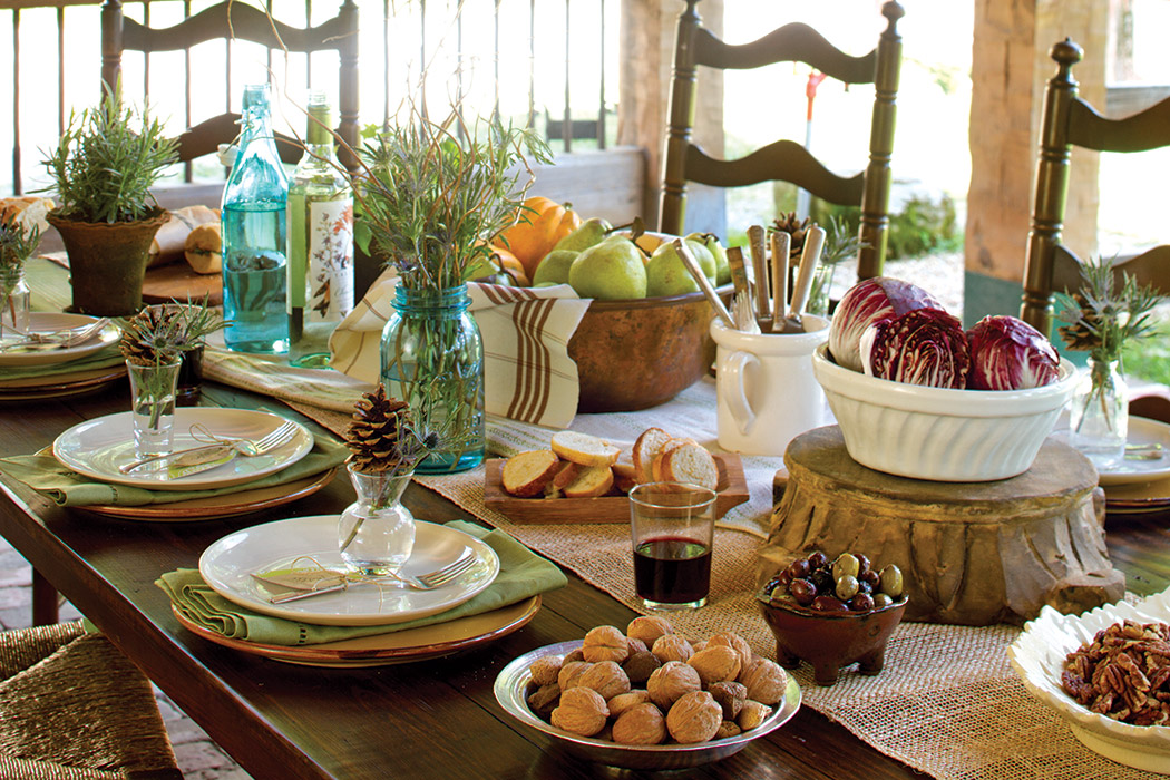 Tips For Setting Your Thanksgiving Table The Cottage Journal
