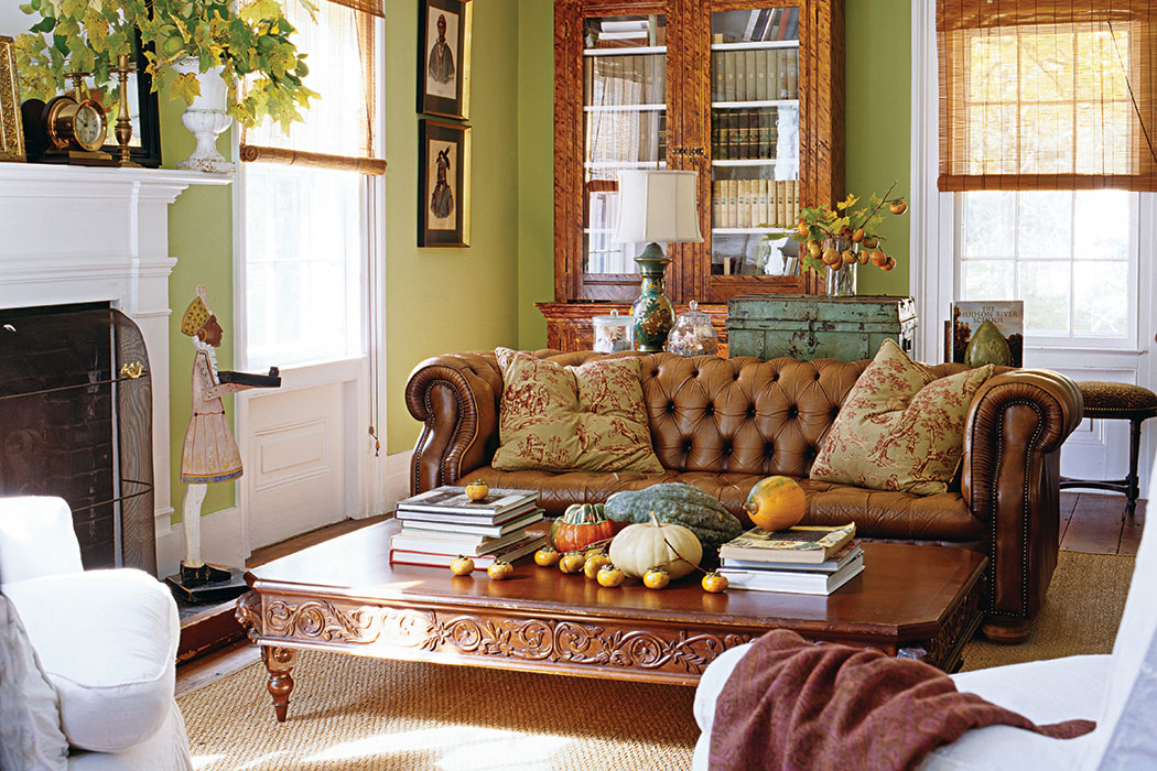 Autumn inspired home decor the cottage journal - Home decoration inspiration collection ...