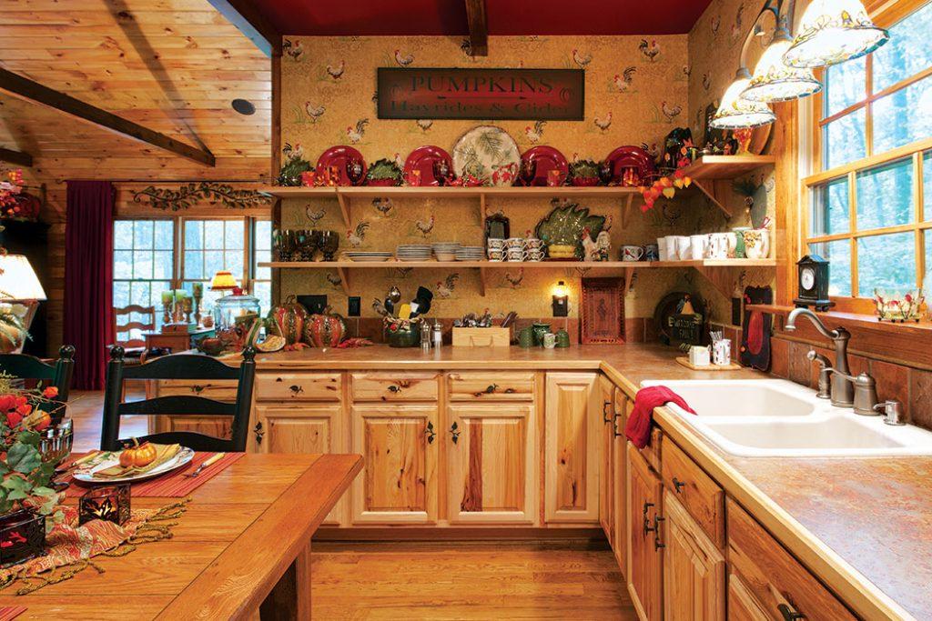 Carolina_Cabin_kitchen