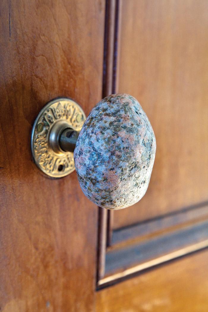 Doorknob-Detail