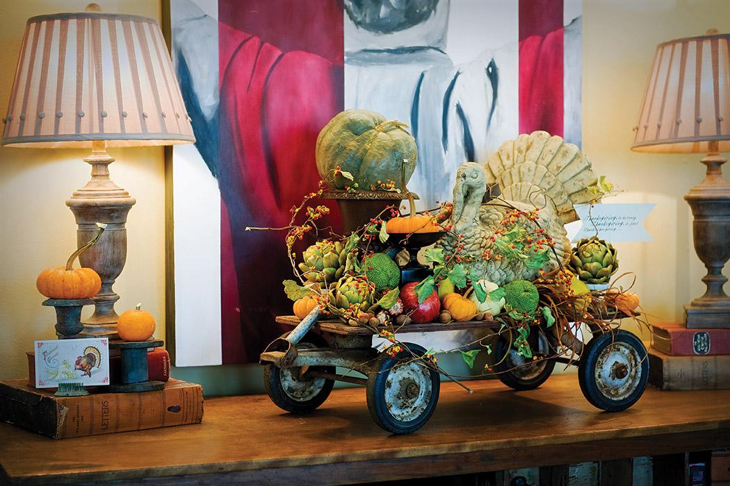Turkey-Wagon