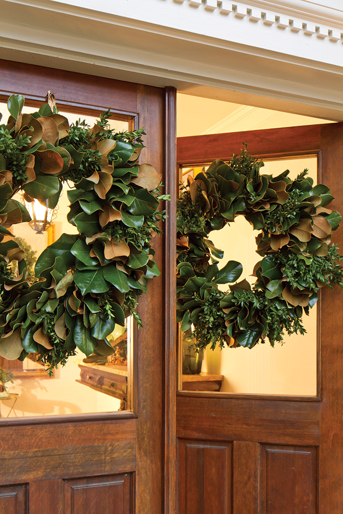 Christmas wreath inspiration - Admirable christmas wreath decorating ideas to welcome the december ...