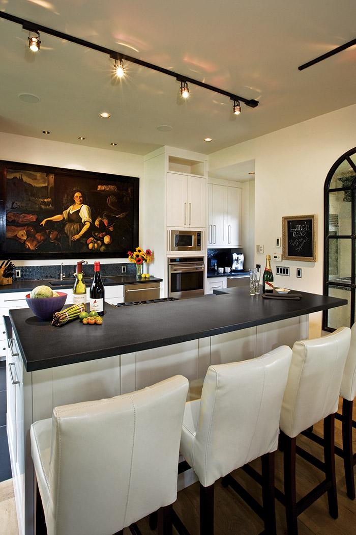 Comfy Cottage Kitchen