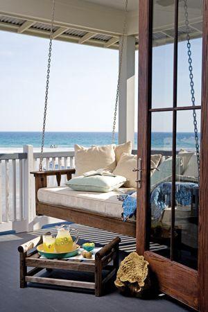 porch swing pin