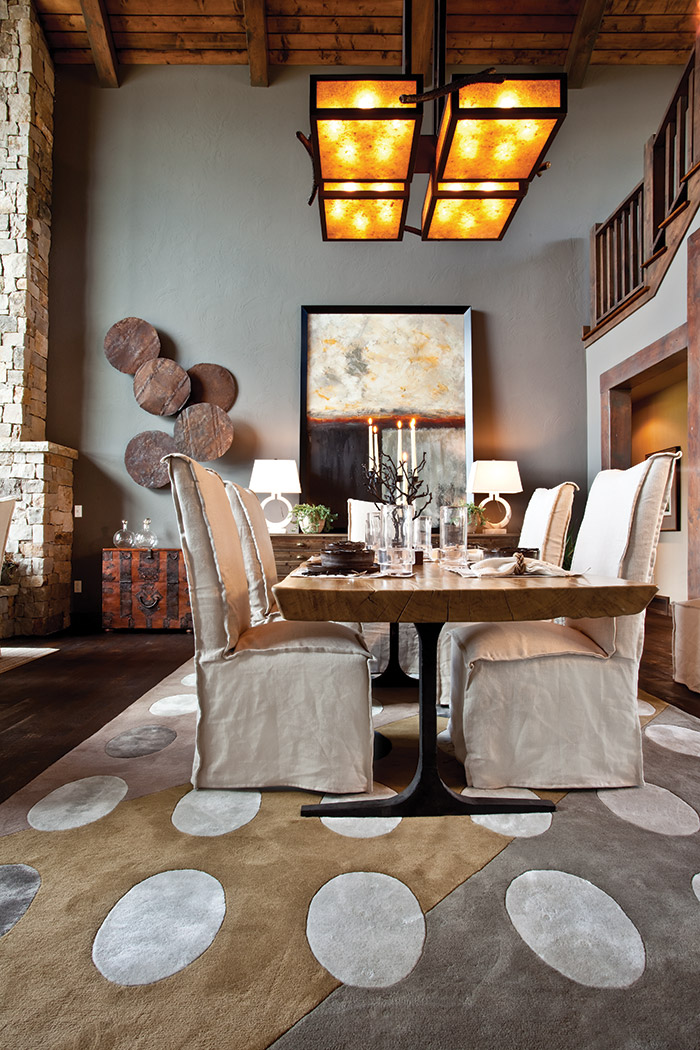 Rustic Inspired Dining Table