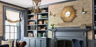 Elements of Style Family Room