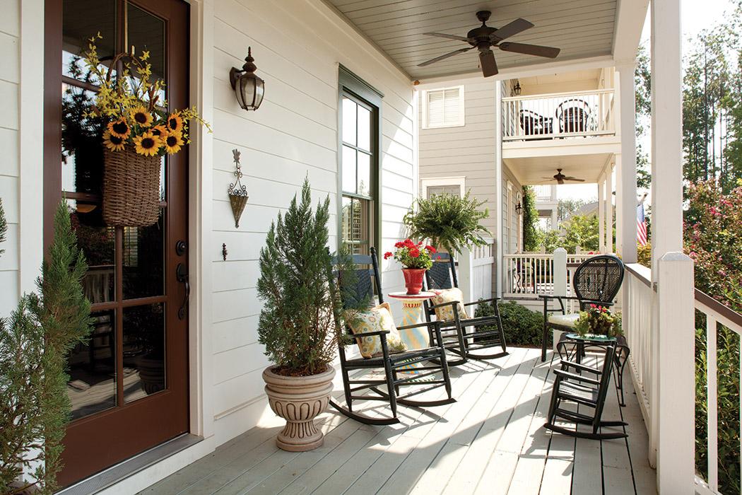Horizontal-Porch