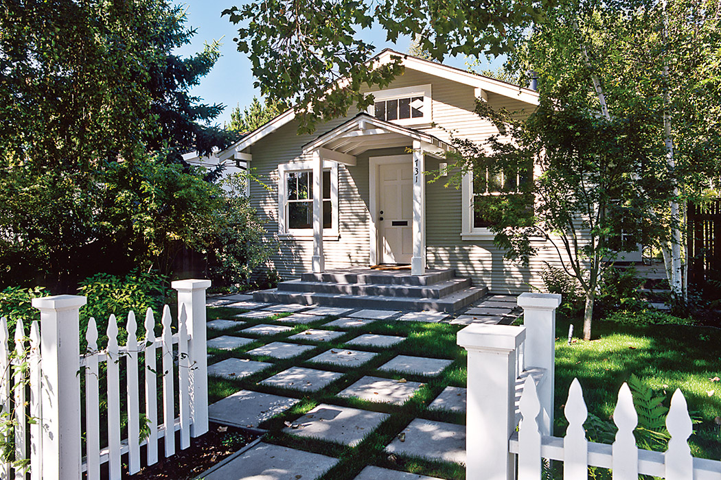 Palo Alto Cottage