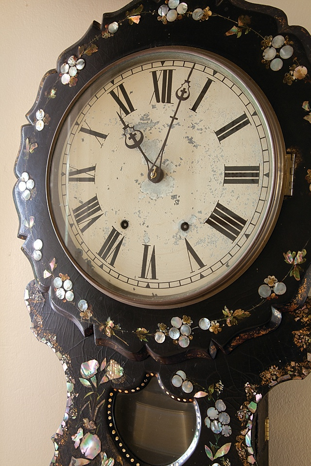 Antique Clocks - The Cottage Journal