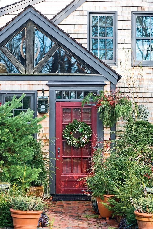 Cape Elizabeth, Maine home of interior decorator, Will Tanner