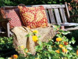 Fall Flower - The Cottage Journal