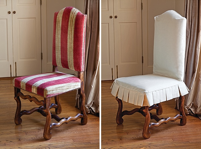 Decorative Chair - The Cottage Journal