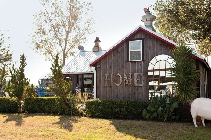Texas Countryside Cottage - The Cottage Journal