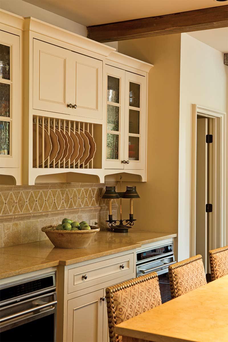 Mountain Side Cottage Kitchen