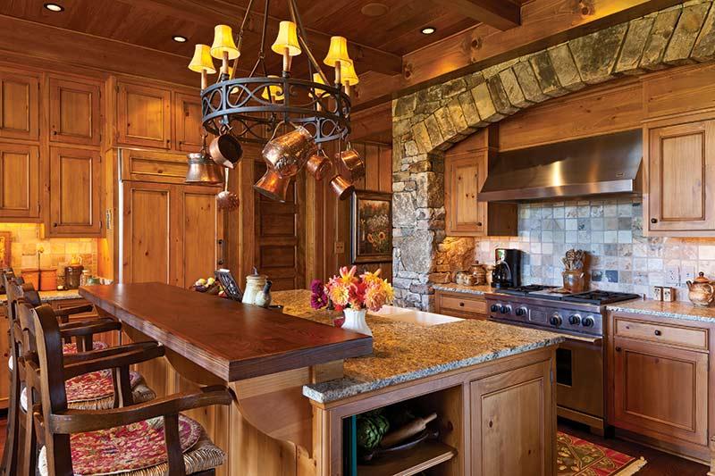 Cottage Kitchen - The Cottage Journal