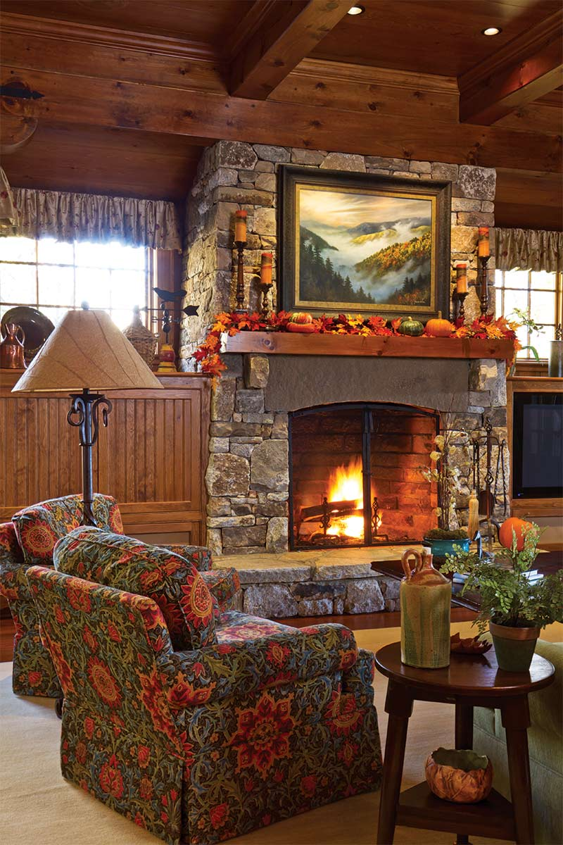 Charming Mountain Cottage Cottage Journal