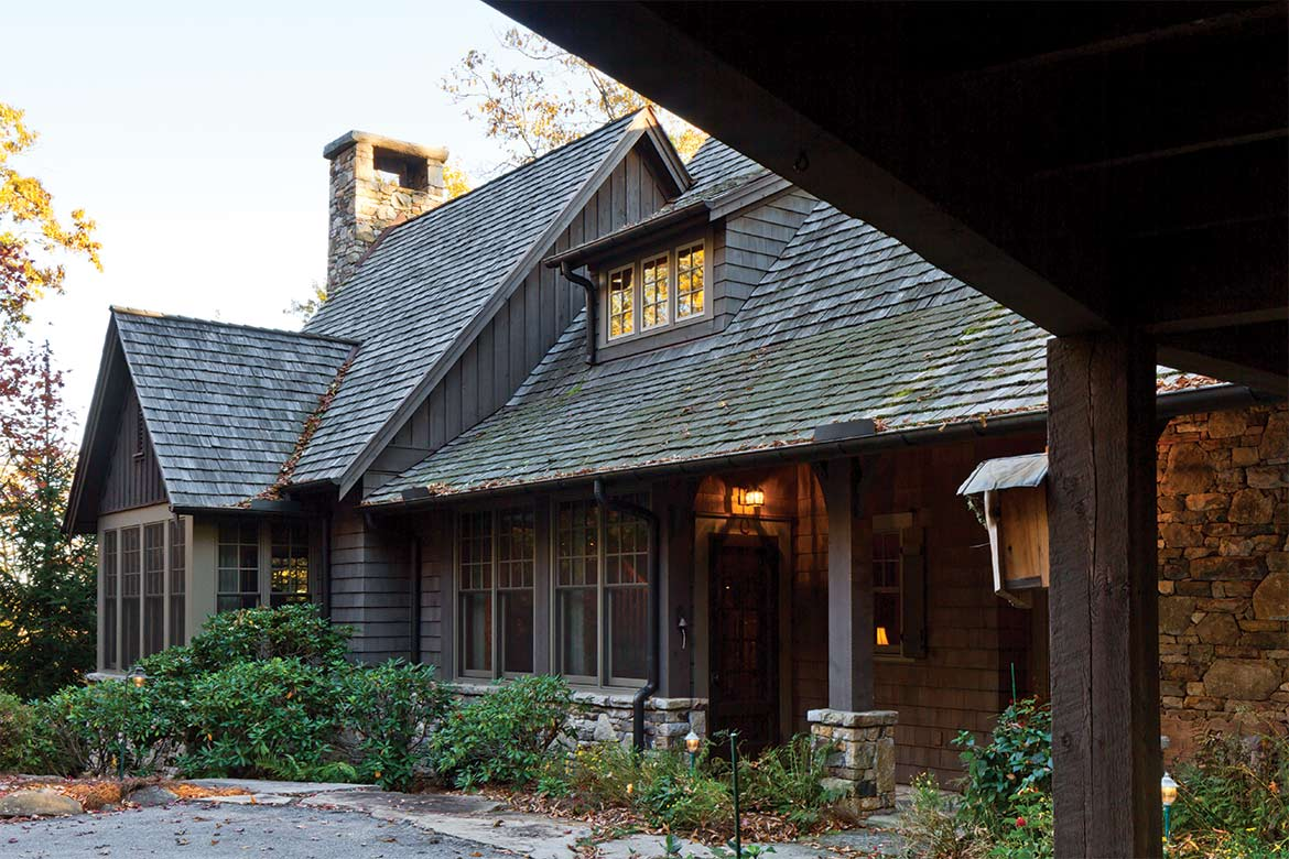 Charming mountain cottage the cottage journal Home and cottage magazine