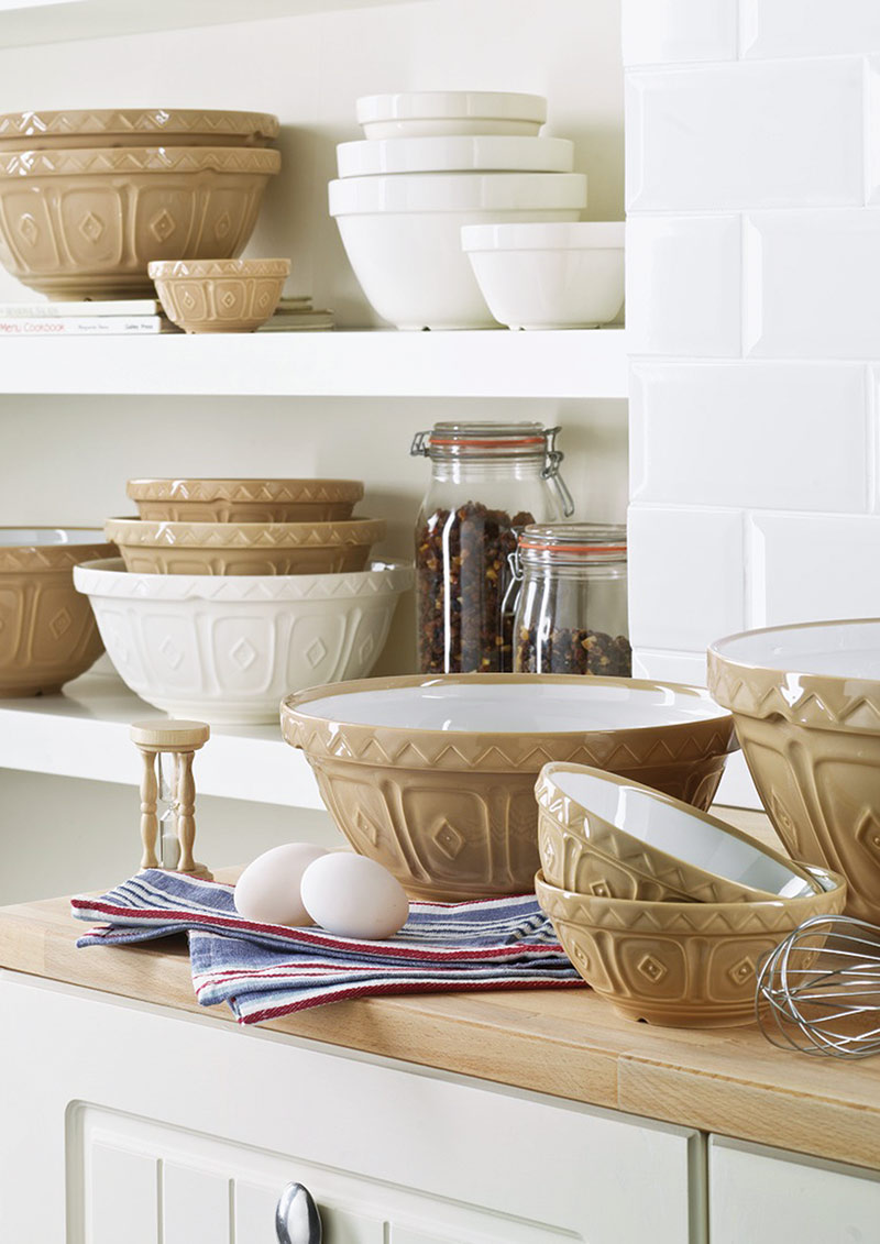 Bowled Over with British Pottery