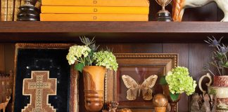 Beautifully Stitched Antiques - The Cottage Journal Magazine