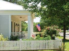 The Ubiquitous Southern Porch