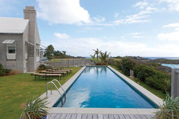 Revived Bermuda Retreat