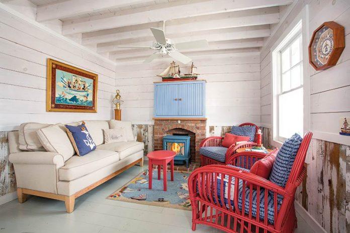 New Jersey Coastal Cottage