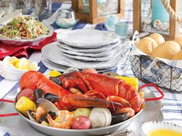 Summertime Seafood Boil