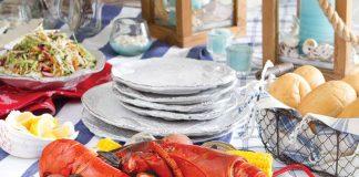 Summertime Seafood Boil