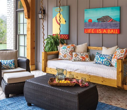 Style on the Porch with Deborah Hastings