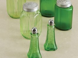 Salt and Pepper Shaker Collection