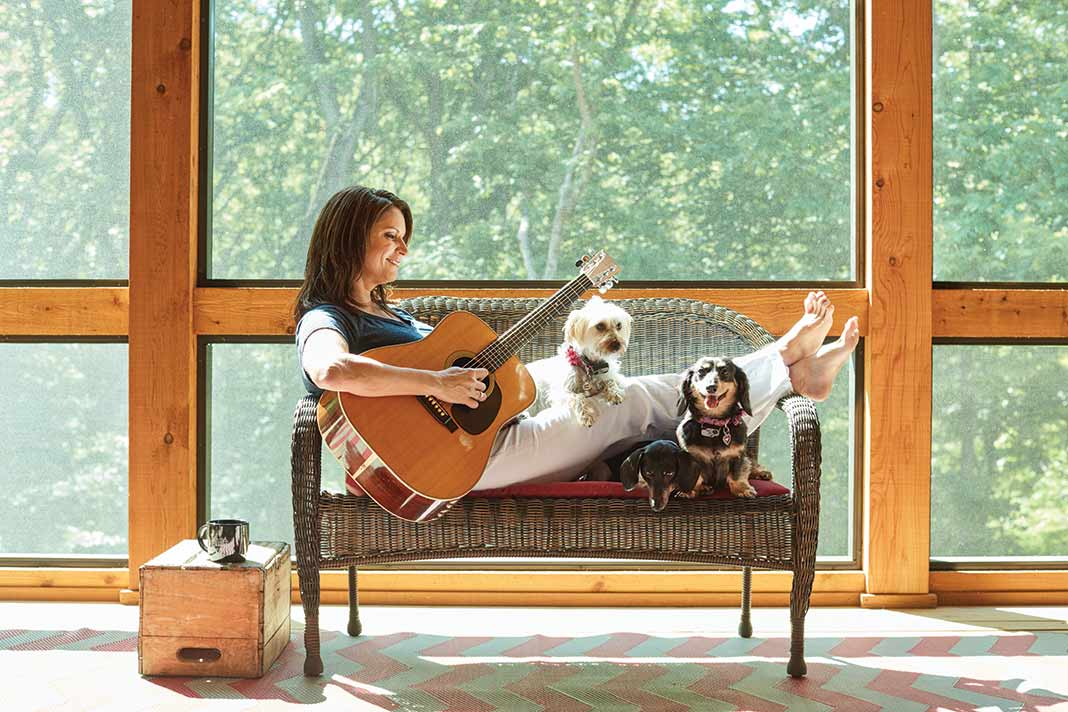 Hitting The Right Notes Reclaimed Style With Terri Clark