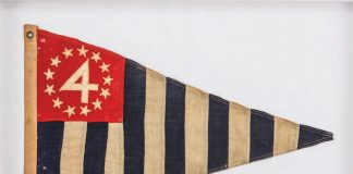 Antique Flag