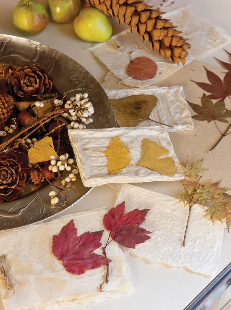 Leaf Decor Autumn 2016